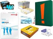 Продам офисную бумагу А4 оптом от 100 (200,  240) пачек! Низкие цены!!!