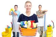 Молодая пара уберет вашу квартиру,  дом,  офис и любое помещение!