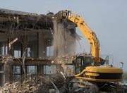 Промышленный демонтаж зданий и сооружений,  Запорожье